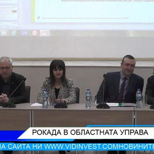 Новините на Видин Вест ТВ с Камелия Колова (Късна емисия)