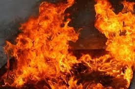 Мъж почина при пожар във Враца, жена му го предизвикала