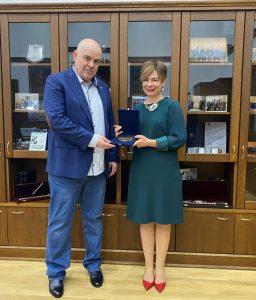 Главният прокурор се срещна с посланика на Република Турция