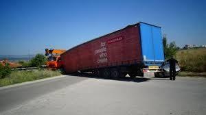 ТИР блокира движението между Враца и Мездра в посока София
