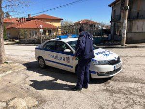 МВР със засилено присъствие на входовете на ромските махали (ВИДЕО)