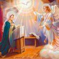 Благовещение е – празник на надеждата и вярата в доброто!