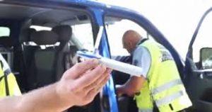 Арестуваха дрогиран водач на товарен автомобил в района на Петрохан