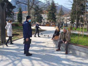 25 акта за ден във Видин и областта за нарушение на противоепидемичните мерки