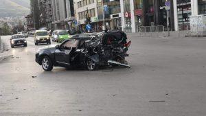 Разпространиха кадри от зверската катастрофа, при която загина Милен Цветков (Видео)