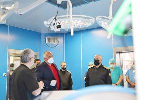 Травматолозите от ВМА с операционни зали от световна класа за 1,7 милиона лева(Снимки)