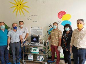 Ротари клуб – Берковица дари мултифункционален ехограф на болницата в града