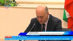 """Moмичил Станков: """"Нито един  лекар от частните центрове не иска да работи във видинската болница (БРИФИНГ)"""