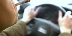 Спипаха напушен шофьор във Видин, у него откриха марихуана