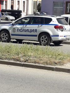 Полицаи хванаха шофьор без книжка във Видин
