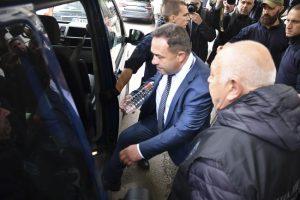 Спецсъдът остави в ареста зам.-министърът Красимир Живков