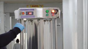 Терминатор влезе във Видинската болница! Избива вируси за секунди (Утро с Видин Вест)