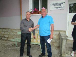 Община Белоградчик получи дарение на антидекубитални дюшеци за лежащо болни