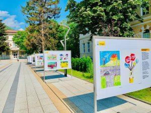 Враца е домакин на изложба, посветена на пътната безопасност (Снимки)