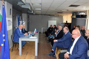 ГЕРБ и СДС сключиха споразумение за съвместна политическа дейност и управление на община Видин