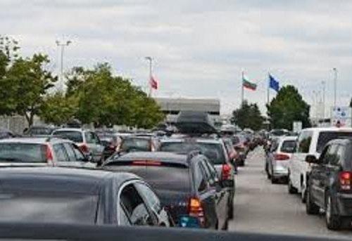 Информация от ГДГП за трафикът на граничните пунктове в страната
