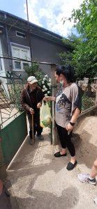 Община Димово получи дарение от БЧК (Снимки)