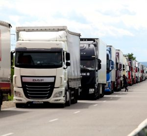 "На ГКПП ""Видин"" и ГКПП ""Русе"" трафикът е интензивен на изход за товарни автомобили"