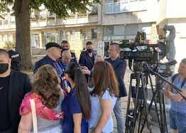 Главният прокурор с коментар за акцията в президентството (Видео)
