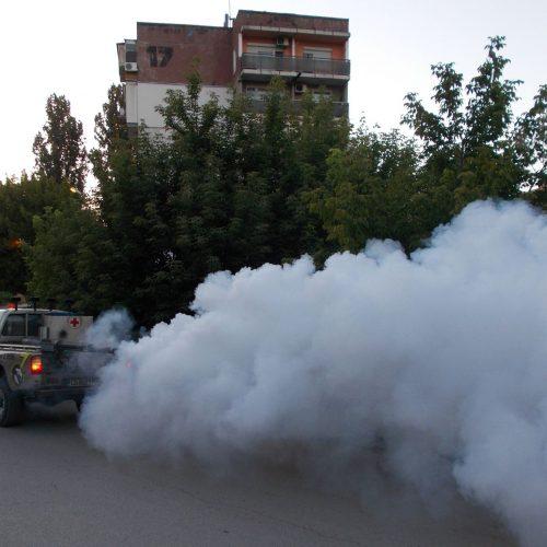 Третирания срещу комари, кърлежи и бълхи във Видин и региона (Снимки)