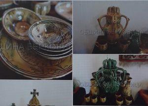Берковица е домакин на троянска керамика (Снимки)