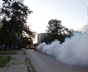 Продължават имагоцидните обработки срещу комари