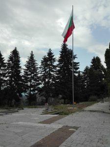 Голямо българско знаме се развя в центъра на Белоградчик