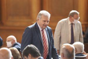 Александър Паунов потвърди за разговора си с Божков, напуска БСП