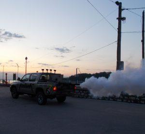 Пръскат срещу комари във Видин