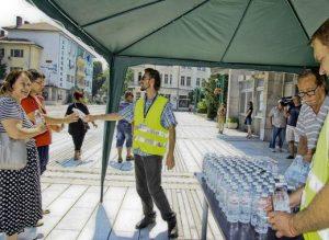 Община Видин ще раздава вода заради горещото време