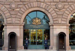Акция в Президентството! Прокурори влязоха в сградата