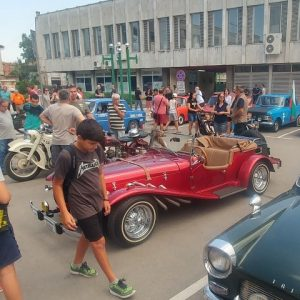 Retro Parade – Vintage Vehicles Vidin 2020