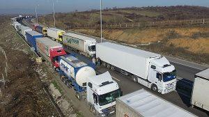 Новите ограничителни мерки във Франция няма да важат за товарните превози