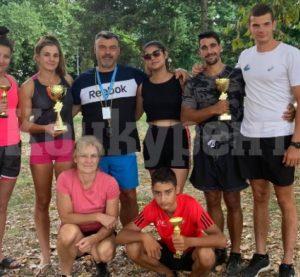 Видински гребци се представиха отлично в Пловдив
