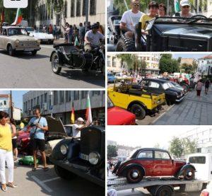 Четвъртото издание на Ретро парада във Видин събра стотици участници (Снимки)