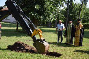 Направиха първа копка на нов парк в Ружинци (Снимки)
