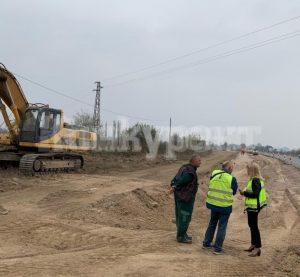 Георги Терзийски: Строителството на участъка Мездра-Ботевград напредва