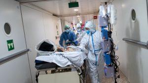 Испания отново с най-много заразени с Covid-19 в Европа