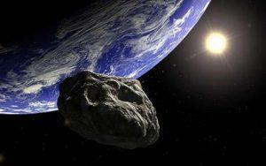 Малък астероид е преминал много близо до Земята