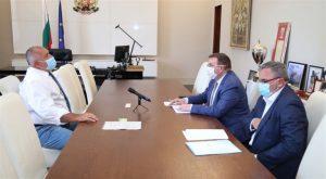 Борисов назначи нови заместници на проф. Ангелов