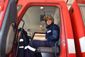 Седмица на пожарната безопасност от 14 до 18 септември