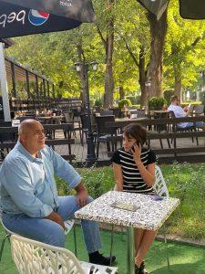 Слави отстрани Росица Кирова заради Бойко Борисов