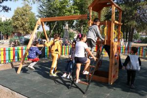 Нова придобивка за децата на град Дунавци (Снимки)