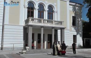 Видинският театър откри новия театрален сезон с водосвет(Видео)