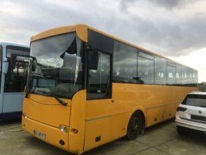 Крадец източи 140 литра гориво от монтански училищен автобус
