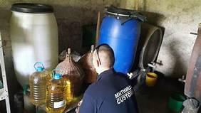Митничари иззеха над 70 литра нелегален алкохол във Видинско