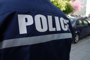 Агресия срещу полицай в Монтанско, служителят е постарадал
