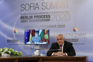 Премиерът Борисов на Срещата на върха по Берлинския процес: Потвърждаваме категоричната ни ангажираност за развитието на Западните Балкани