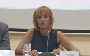 Манолова призова Радев за вето върху бързите кредити и бонусите на чиновниците