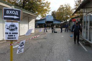Общинският пазар във Видин остава отворен при спазването на досегашните мерки
